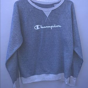 Long sleeve champion sweater